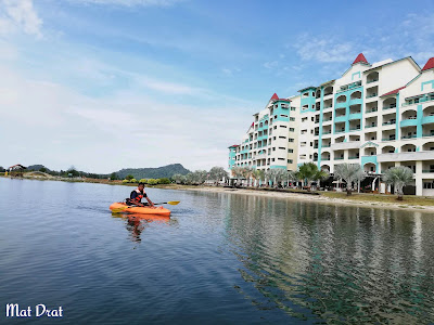 Marina Island Resort Lumut Pangkor Hotel resort Homestay Apartment Murah