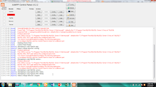 Xampp 7.0.1-0-VC14 - Software Pembangun Web PHP dan MySQL