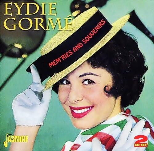 Lyrics de Eydie Gorme
