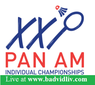 XXI Pan American Championships 2017 live streaming