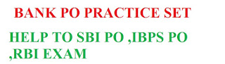 Bank P.O Practice Paper from BSC Publication(20 set) Free Download