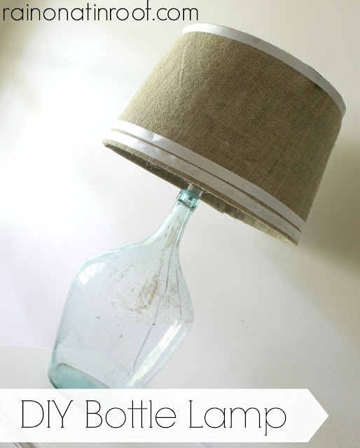 How to Make a Lamp Out of a Bottle | DIY Bottle Lamp | How to Make a Lamp DIY | How to Make a Lamp Out of Anything | Lamp Bottle Kit