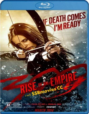 18+ 300: Rise of an Empire (2014) Dual Audio 720p BluRay x264 [Hindi – English] ESubs