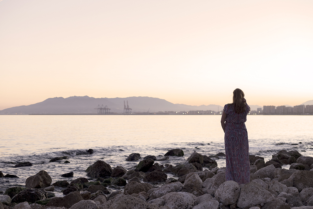 fotografía de embarazo Click and Dream Málaga