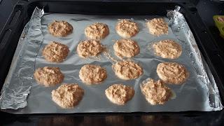 galletas para perros de manzana y zanahoria