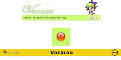 registrazione e upload audio da condividere