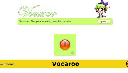 Registrare audio via Internet da condividere (Vocaroo)