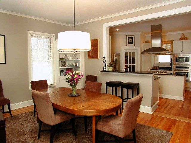 50 desain ruang makan sempit minimalis
