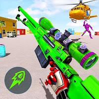Fps Robot Shooting Mod Apk