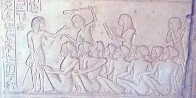Horemheb Tomb Saqqara