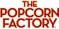Fancy Floral Giveaway popcorn factory logo