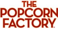 Fancy Floral Giveaway popcorn factory logo