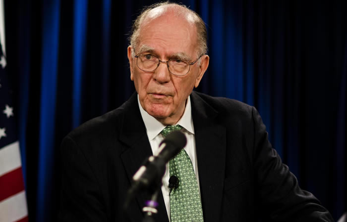 has had a long as well as controversial career on the fringes of U Lyndon LaRouche
