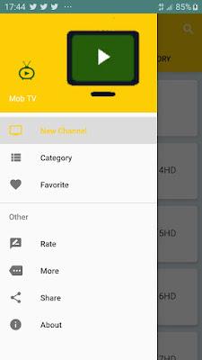 تحميل تطبيق MOB TV APK لمشاهدة القنوات العربية و الفرنسية بجودة رائعة 2020