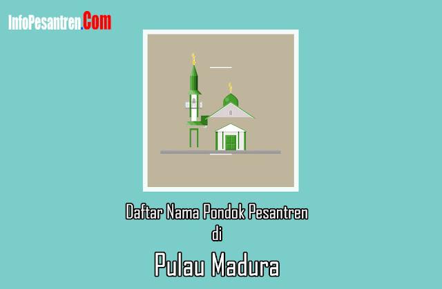 Nama Pondok Pesantren di Madura