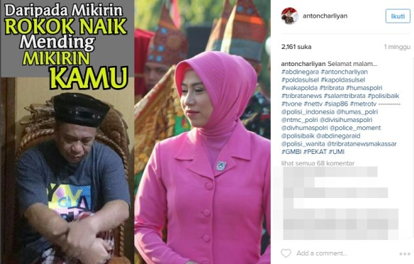 Lima Pejabat Indonesia Ini Suka Pamer Keromantisan Cinta di Media SosialLima Pejabat Indonesia Ini Suka Pamer Keromantisan Cinta di Media Sosial