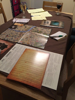 Playing Sherlock Holmes Consulting Detective