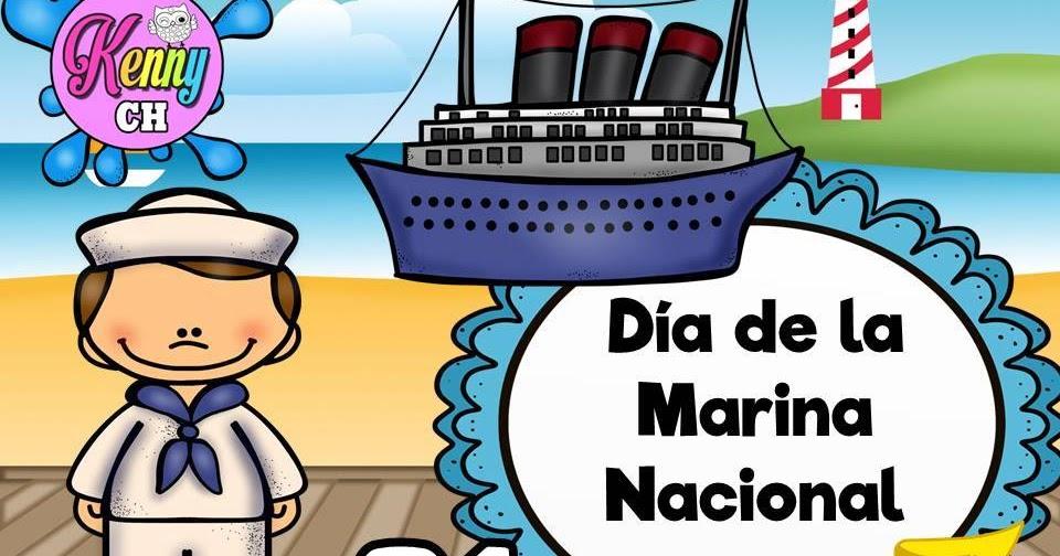 TE CUENTO UN CUENTO: 1° de junio dia de la Marina Nacional
