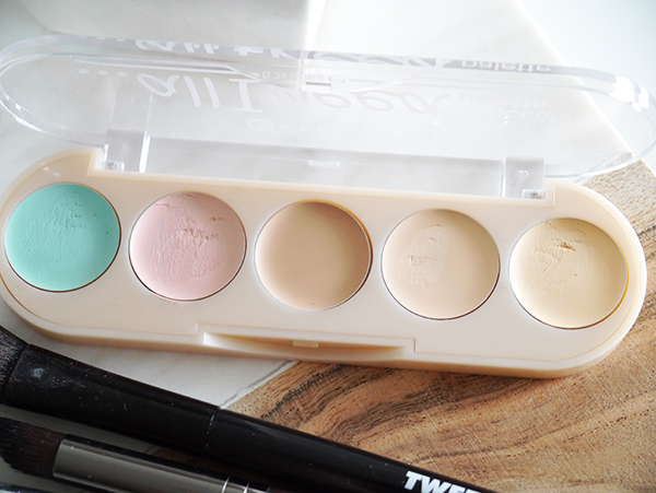 Essence All I Need Concealer Palette