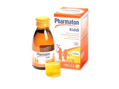 Siro trẻ em pharmaton kiddi