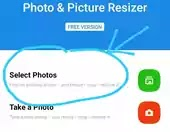 How To Resize Images In Mobile