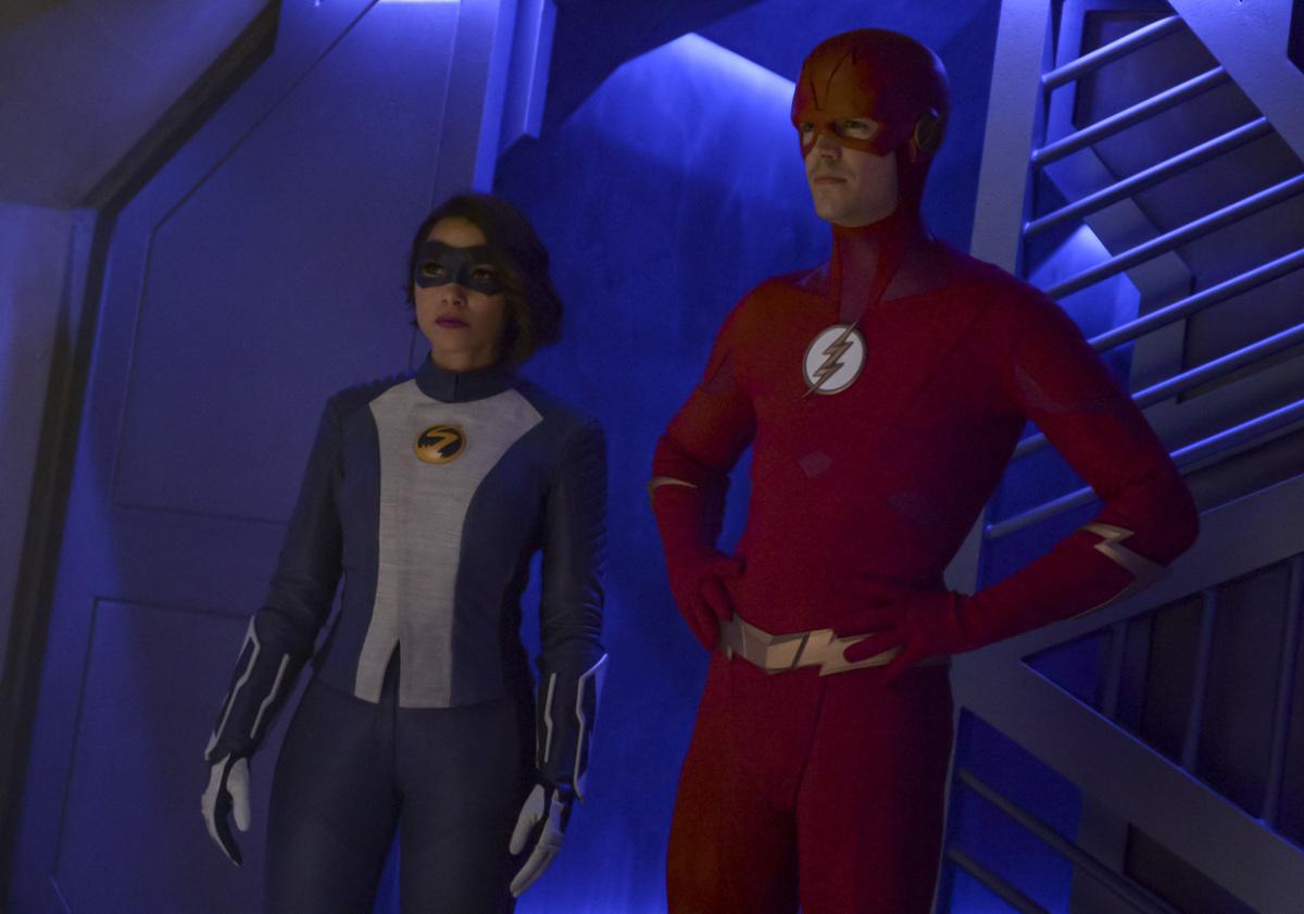 The Flash' Season 5 Episode 10 Spoilers: Official Description of