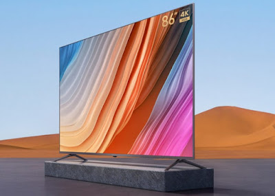 "Redmi Max 86"" 4K smartTV full specifications"