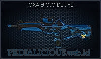 MX4 B.O.G Deluxe