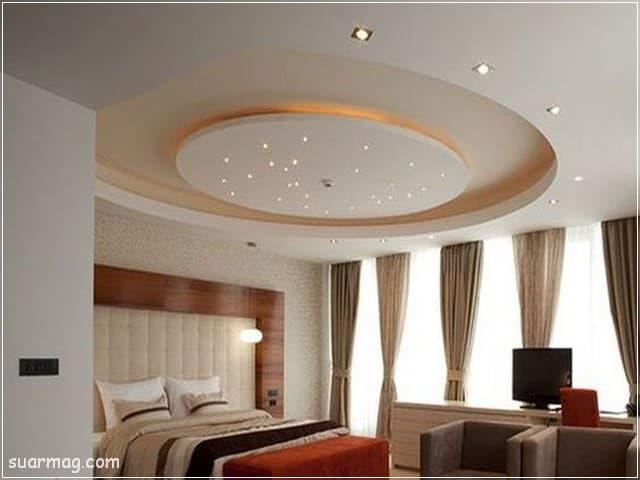 اسقف جبس بورد حديثة 4 | Modern Gypsum Ceiling 4