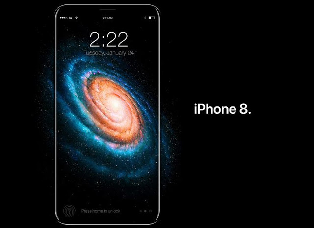 Apple is planning to unveil a new iPhone 8 with an OLED display with new function area and will replace the Lightning connector with a USB-C connector