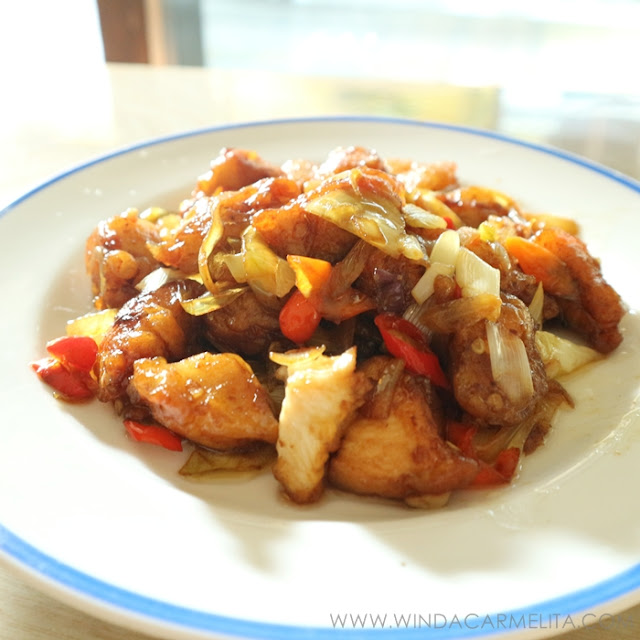 Resep ayam, ayam kungpao, resep chicken kungpao, kungpao chicken, cara membuat kungpao chicken, kung pao, general tso chicken