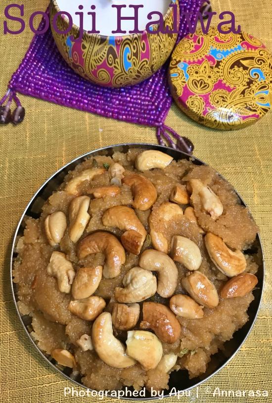 Saunf wala Sooji ka Halwa | Semolina pudding with Fennel Seeds