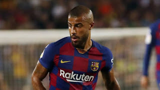Rafinha close friends deny player being close to joining Lazio
