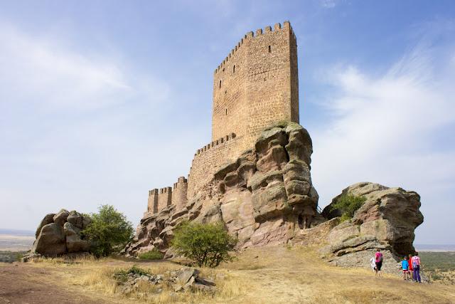 Castle of Zafra