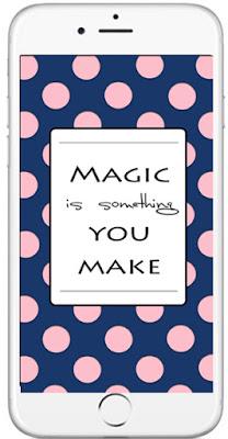 Magic phone wallpaper