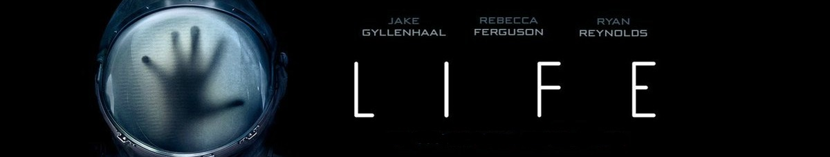 Life (2017) Banner