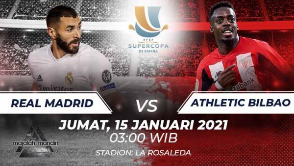 Prediksi Real Madrid Vs Athletic Bilbao