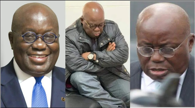 I Have Never Slept In Public Before. I Only Bow Down And Pray For Ghana - Nana Addo