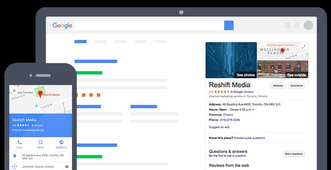 سجل الموقع في نشاطي التجاري جوجل Google MyBusiness
