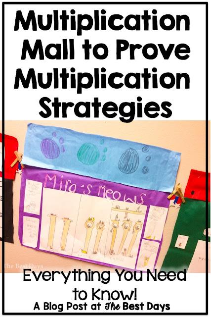 Multiplication Mall Pin