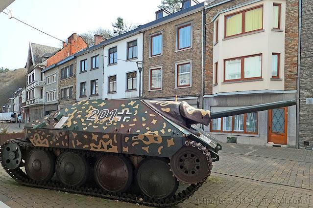 La-Roche-en-Ardenne Museum of Battle of Bulge Ardennes