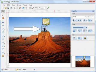 تنزيل برنامج تعديل الصور الشخصية iPhotoDraw