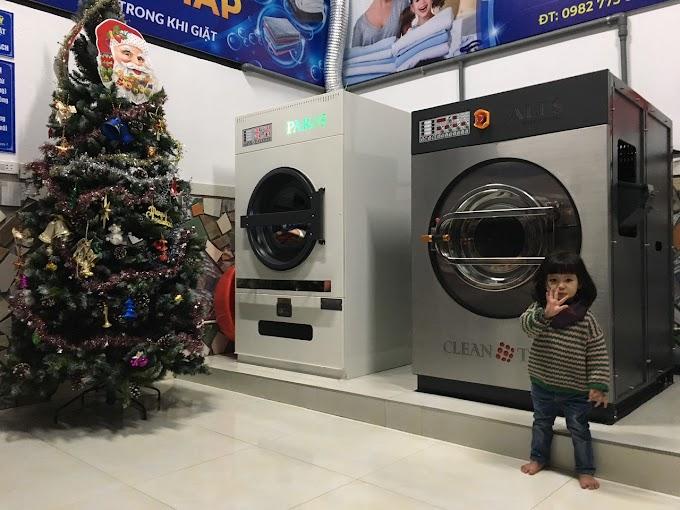 Cung cấp máy giặt công nghiệp cho trường học