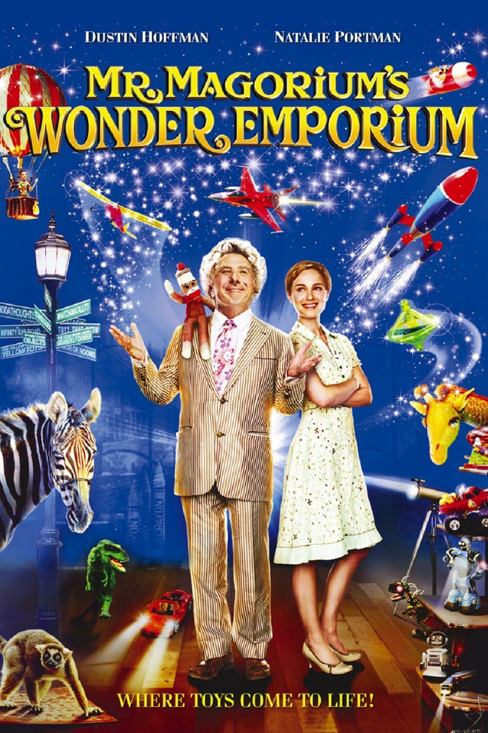 Mr. Magorium s Wonder Emporium (2007) มหัศจรรย์ร้านของเล่นพิลึกโลก