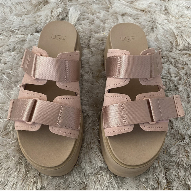 UGG Clem sandals review