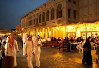 negara qatar yang kaya raya