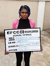 EFCC Arrests Nigerian Lady For Internet Fraud Shortly After Welcoming New Month With 'Stunning' Photos