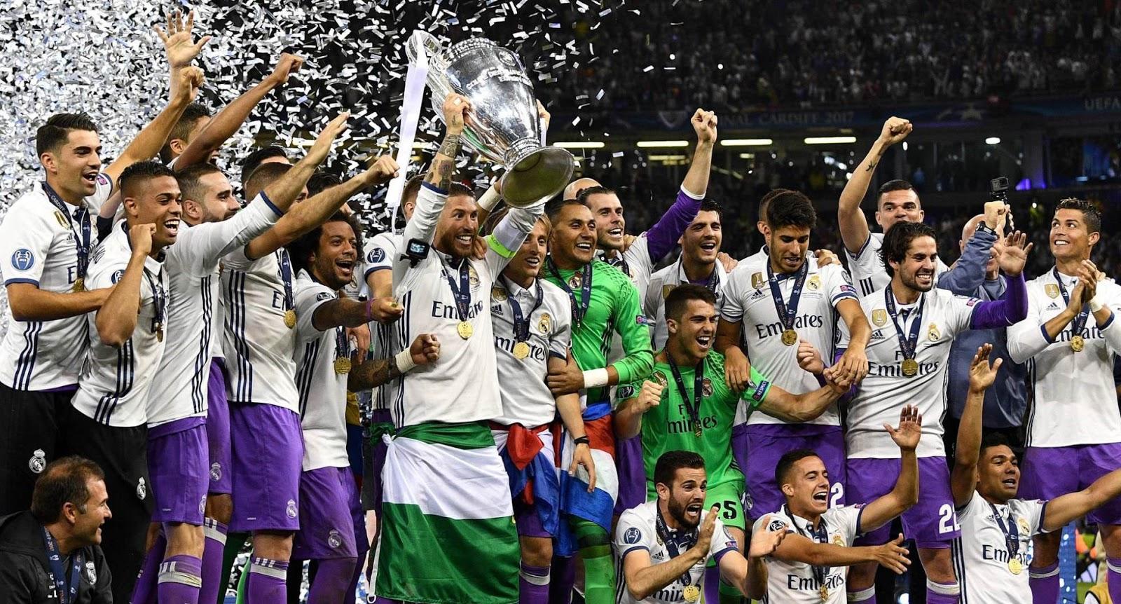 4 Keputusan Pengadil Lapangan yang Sudah Untungkan Los Blancos di UCL