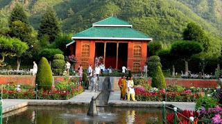 Chasme Shahi Kashmir