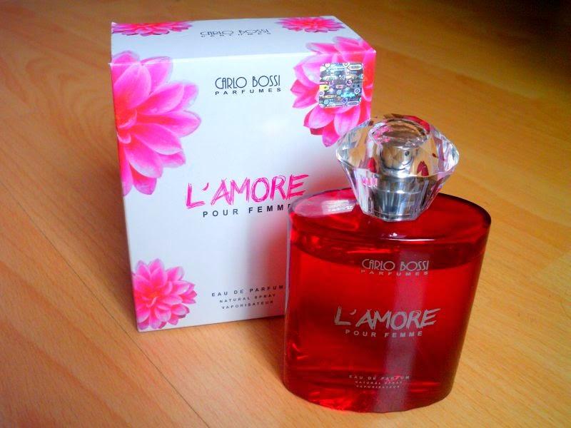 carlo bossi l'amore perfumy dla kobiet